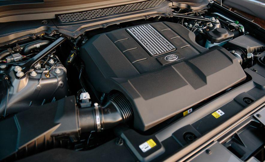 2016 Land Rover Range Rover SVAutobiography and 2017 Bentley Bentayga - Slide 34