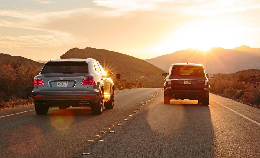 2016 Land Rover Range Rover SVAutobiography and 2017 Bentley Bentayga - Slide 4