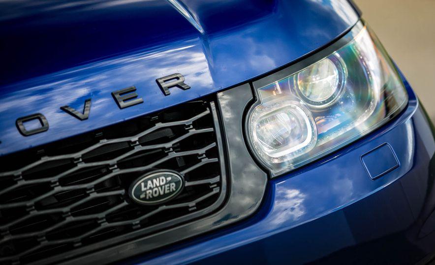 2016 Land Rover Range Rover Sport SVR - Slide 20