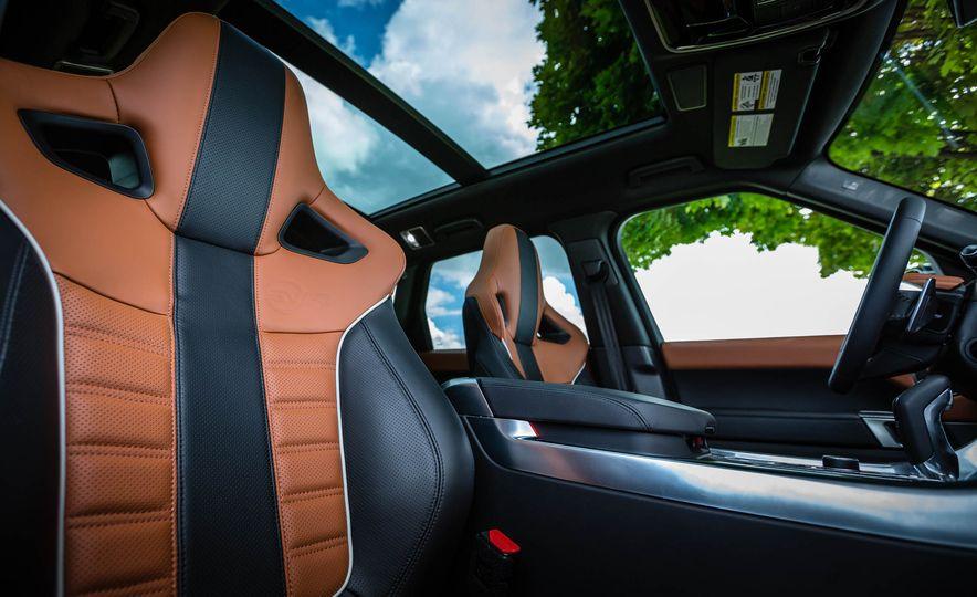 2016 Land Rover Range Rover Sport SVR - Slide 26