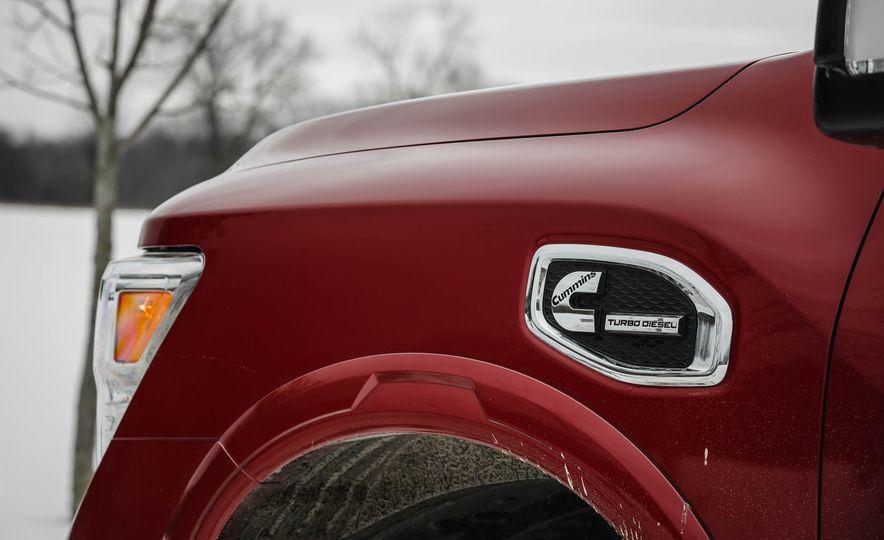 2016 Nissan Titan XD 4x4 diesel - Slide 72