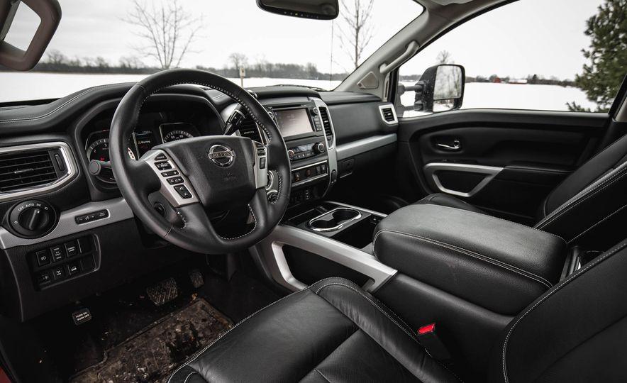 2016 Nissan Titan XD 4x4 diesel - Slide 80