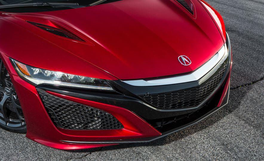 2017 Acura NSX - Slide 35