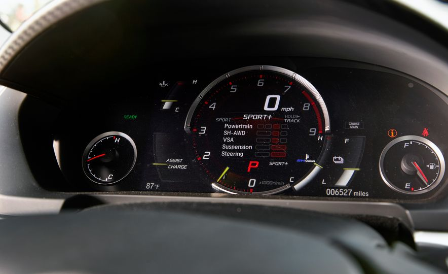 2017 Acura NSX - Slide 43