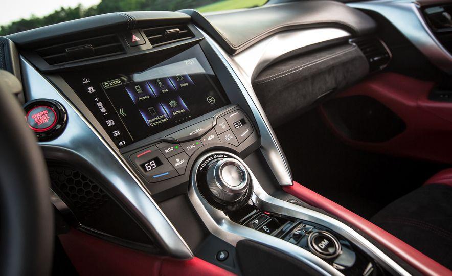 2017 Acura NSX - Slide 44