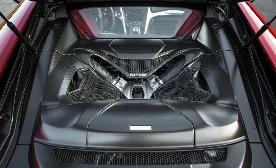 2017 Acura NSX - Slide 49