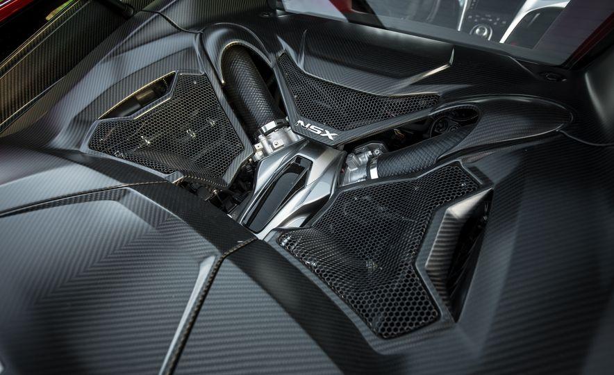 2017 Acura NSX - Slide 50