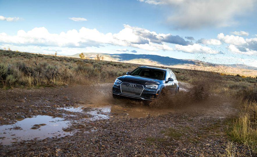 2017 Audi A4 Allroad (Euro-spec) - Slide 2