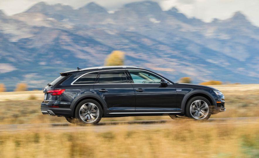 2017 Audi A4 Allroad (Euro-spec) - Slide 5