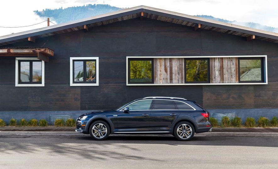 2017 Audi A4 Allroad (Euro-spec) - Slide 7