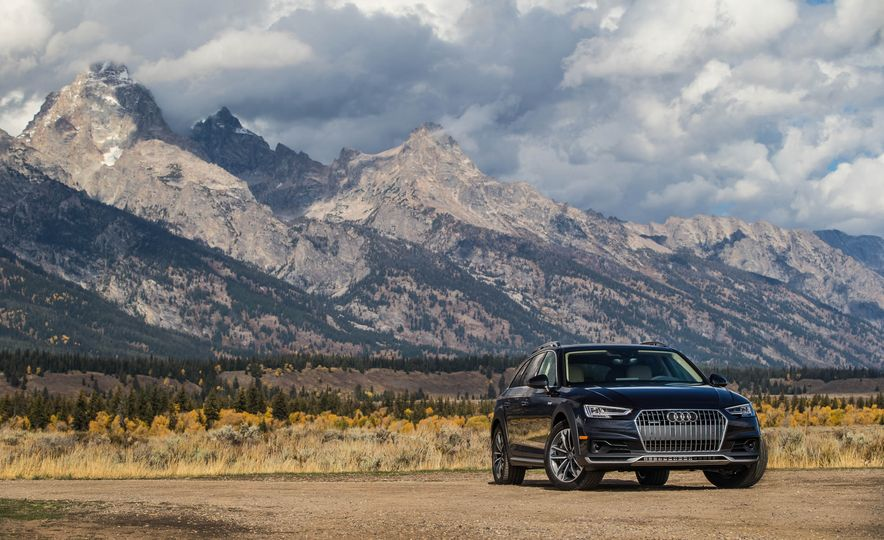 2017 Audi A4 Allroad (Euro-spec) - Slide 8