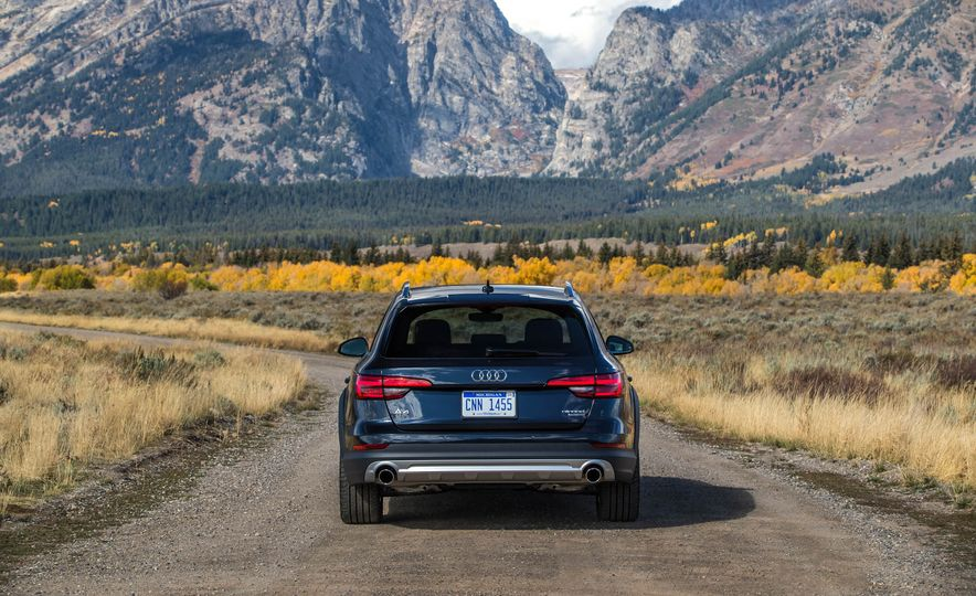 2017 Audi A4 Allroad (Euro-spec) - Slide 10