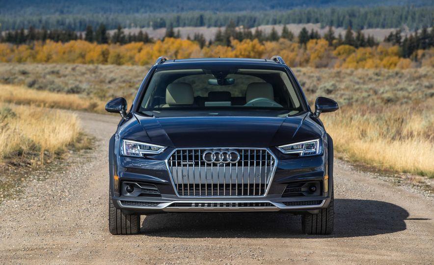 2017 Audi A4 Allroad (Euro-spec) - Slide 12