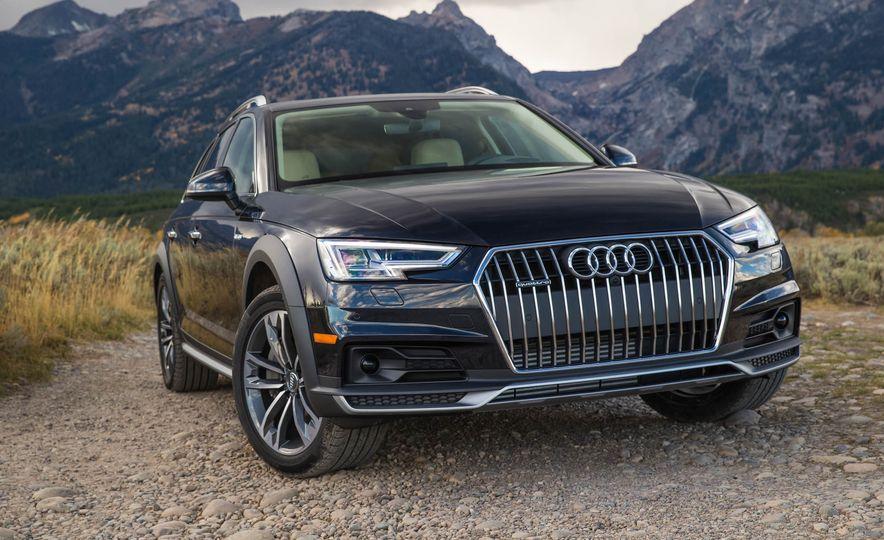 2017 Audi A4 Allroad (Euro-spec) - Slide 13