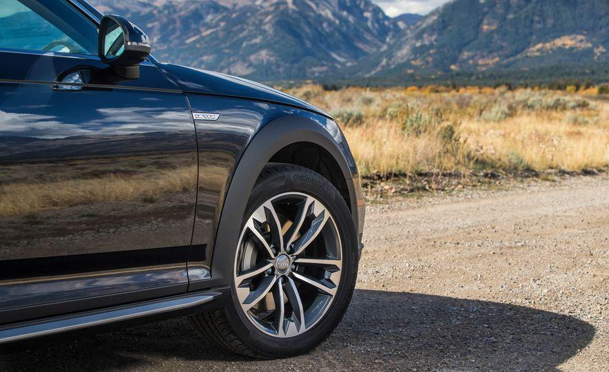 2017 Audi A4 Allroad (Euro-spec) - Slide 15