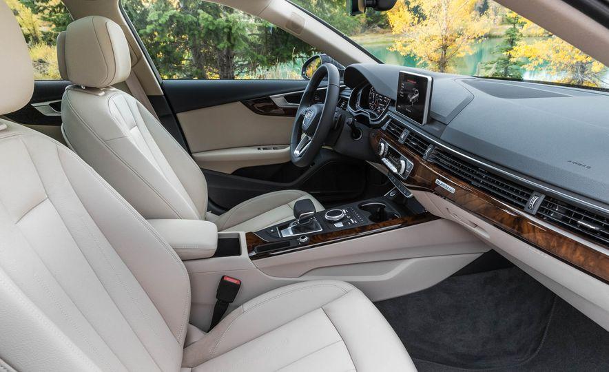 2017 Audi A4 Allroad (Euro-spec) - Slide 19