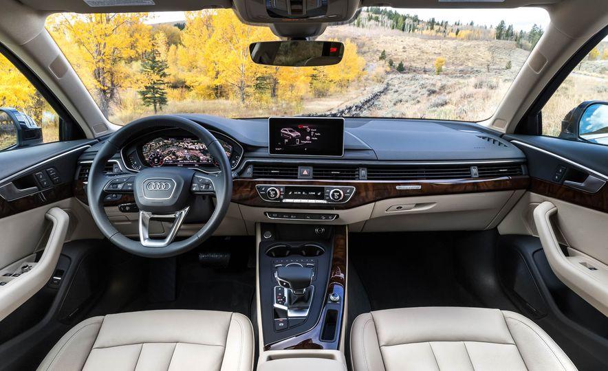 2017 Audi A4 Allroad (Euro-spec) - Slide 20