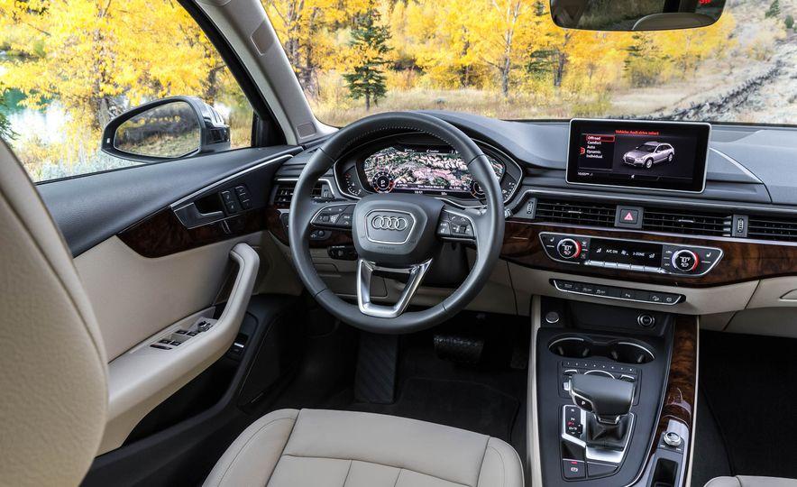 2017 Audi A4 Allroad (Euro-spec) - Slide 21