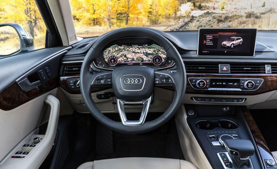 2017 Audi A4 Allroad (Euro-spec) - Slide 22