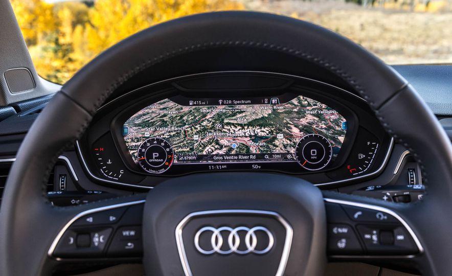 2017 Audi A4 Allroad (Euro-spec) - Slide 23