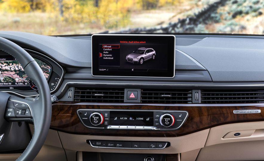 2017 Audi A4 Allroad (Euro-spec) - Slide 25