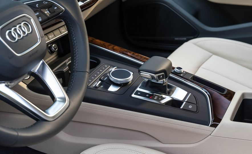 2017 Audi A4 Allroad (Euro-spec) - Slide 26