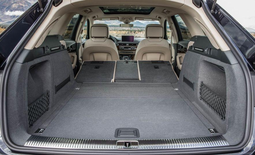 2017 Audi A4 Allroad (Euro-spec) - Slide 31