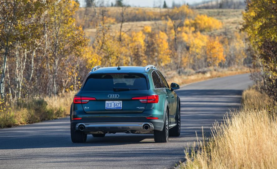 2017 Audi A4 Allroad (Euro-spec) - Slide 35