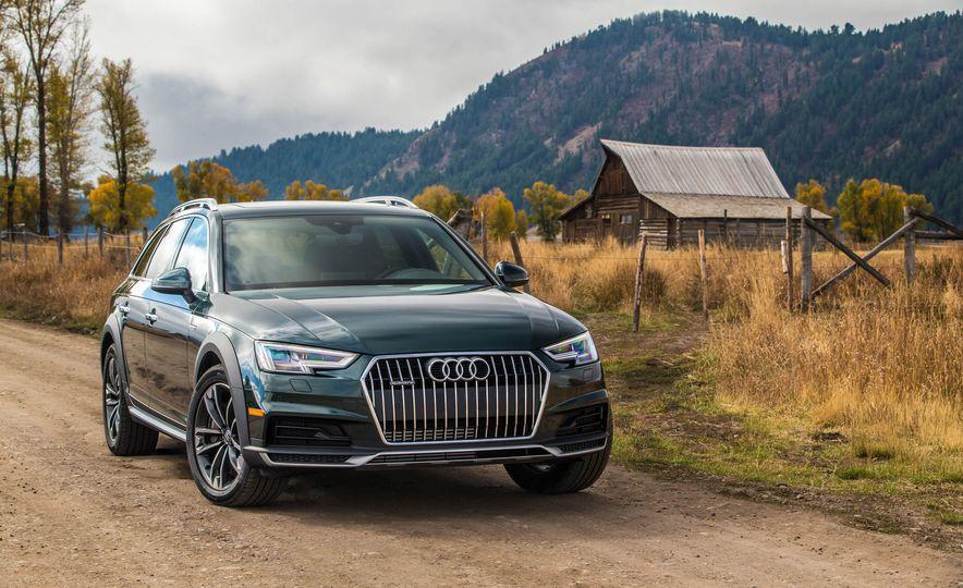 2017 Audi A4 Allroad (Euro-spec) - Slide 38