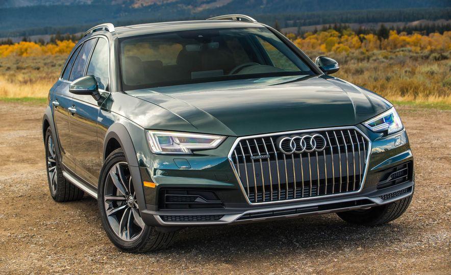 2017 Audi A4 Allroad (Euro-spec) - Slide 39