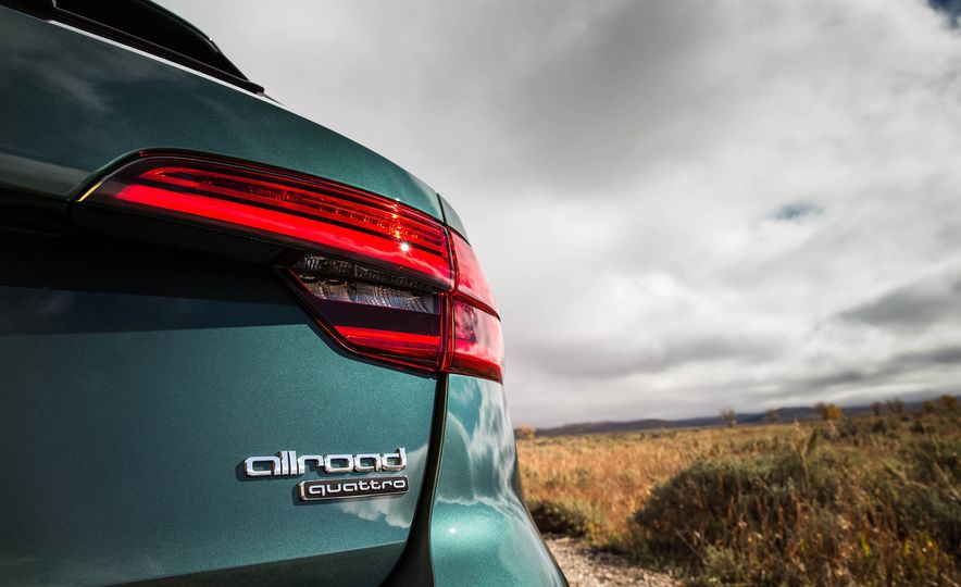 2017 Audi A4 Allroad (Euro-spec) - Slide 42