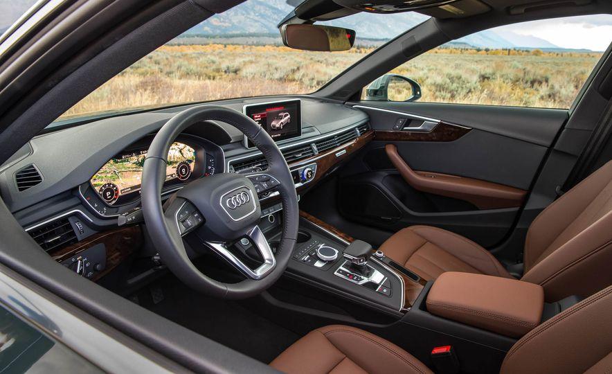 2017 Audi A4 Allroad (Euro-spec) - Slide 44