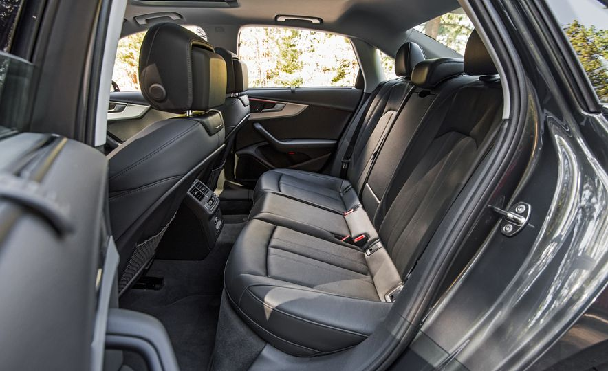 Athletes with Back Seats: 10 Cars for Uber Drivers Who Actually Like to Drive - Slide 3