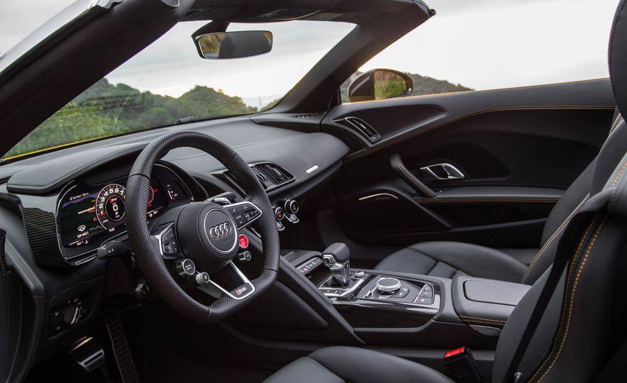2017 Audi R8 Spyder (Euro-spec) - Slide 36