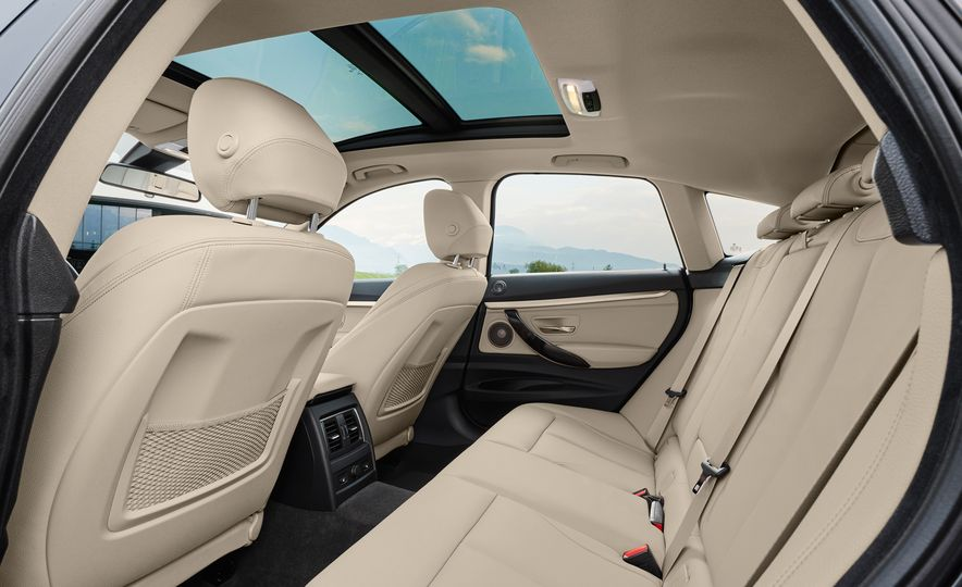 Athletes with Back Seats: 10 Cars for Uber Drivers Who Actually Like to Drive - Slide 5