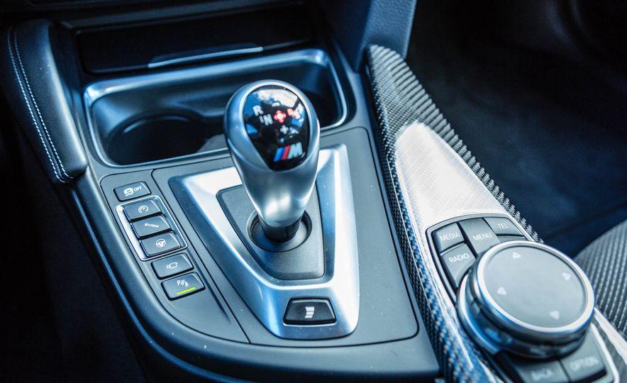 2017 Cadillac ATS-V, 2017 Alfa Romeo Giulia Quadrifoglio, 2017 BMW M3, 2017 Mercedes-AMG C63 S - Slide 22