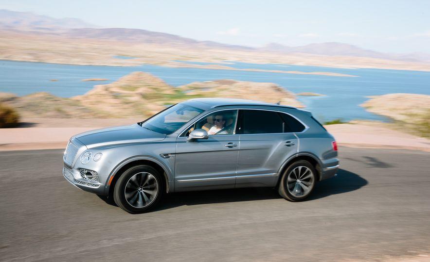 2016 Land Rover Range Rover SVAutobiography and 2017 Bentley Bentayga - Slide 8