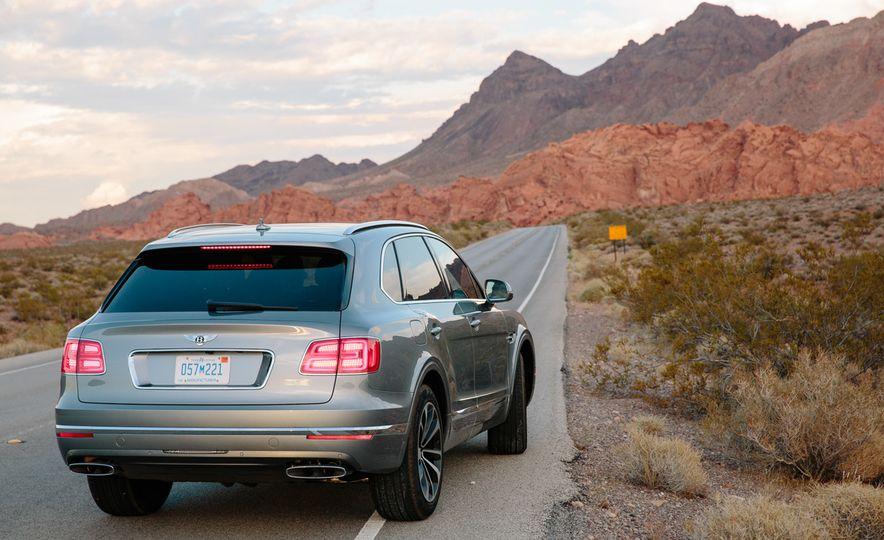 2016 Land Rover Range Rover SVAutobiography and 2017 Bentley Bentayga - Slide 9