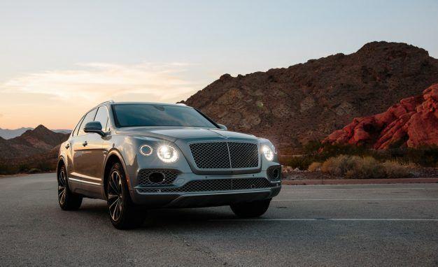 Bentley Bentayga Reviews Price Photos And Specs Car Driver
