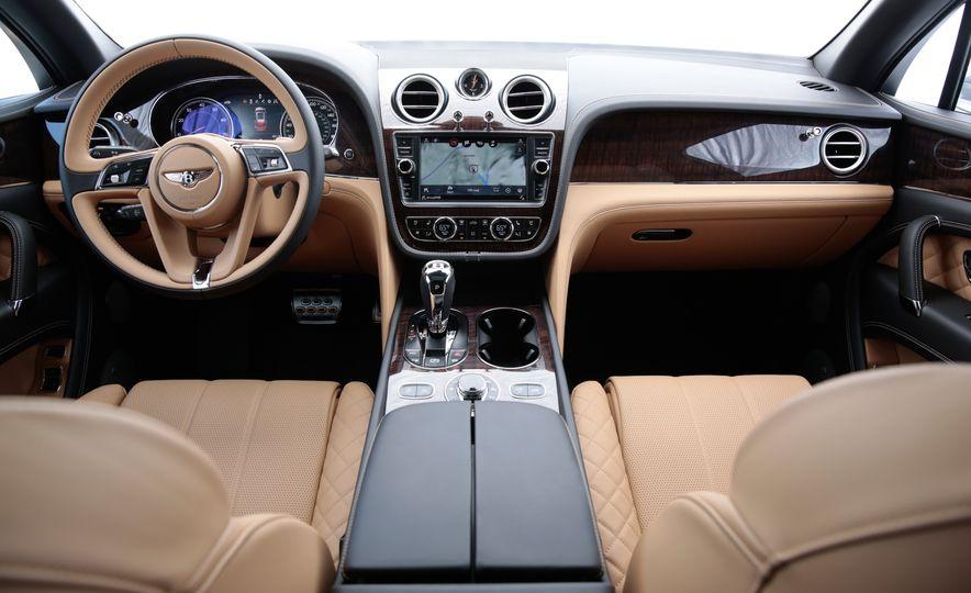 2016 Land Rover Range Rover SVAutobiography and 2017 Bentley Bentayga - Slide 11