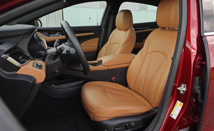 2017 Buick LaCrosse - Slide 33