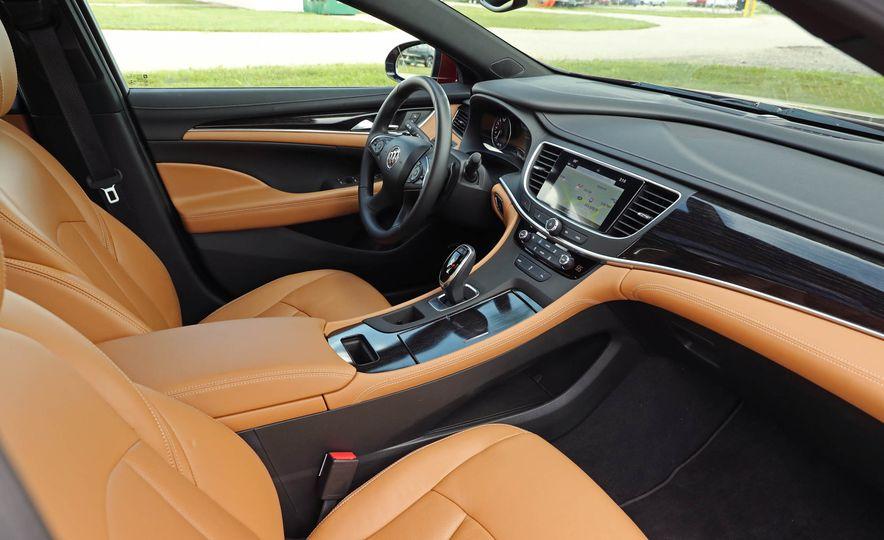 2017 Buick LaCrosse - Slide 38