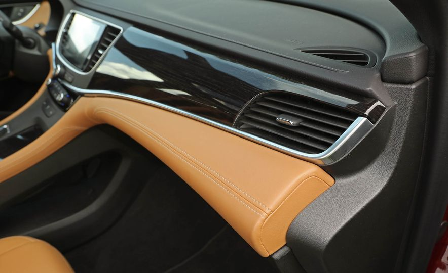 2017 Buick LaCrosse - Slide 39