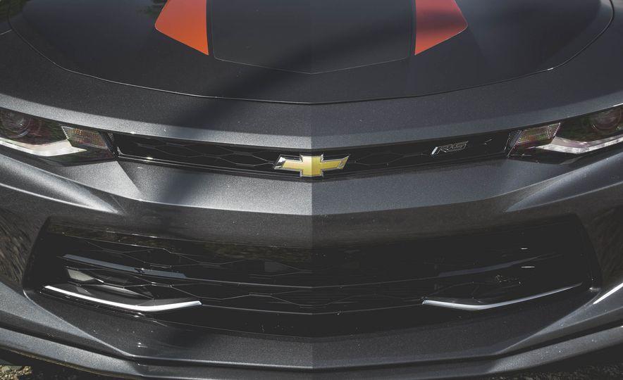 2017 Chevrolet Camaro RS 50th Anniversary Edition - Slide 7