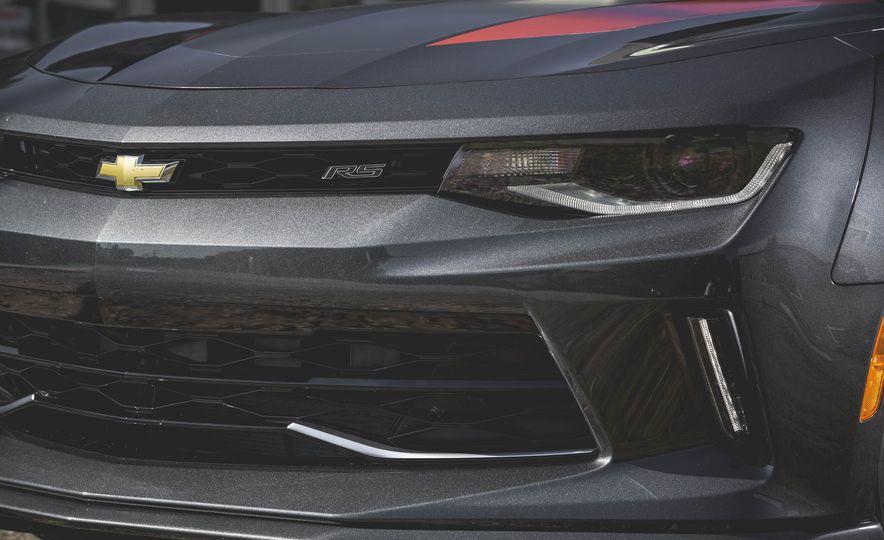 2017 Chevrolet Camaro RS 50th Anniversary Edition - Slide 8