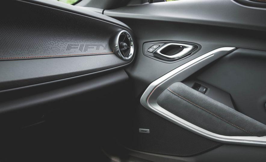 2017 Chevrolet Camaro RS 50th Anniversary Edition - Slide 20