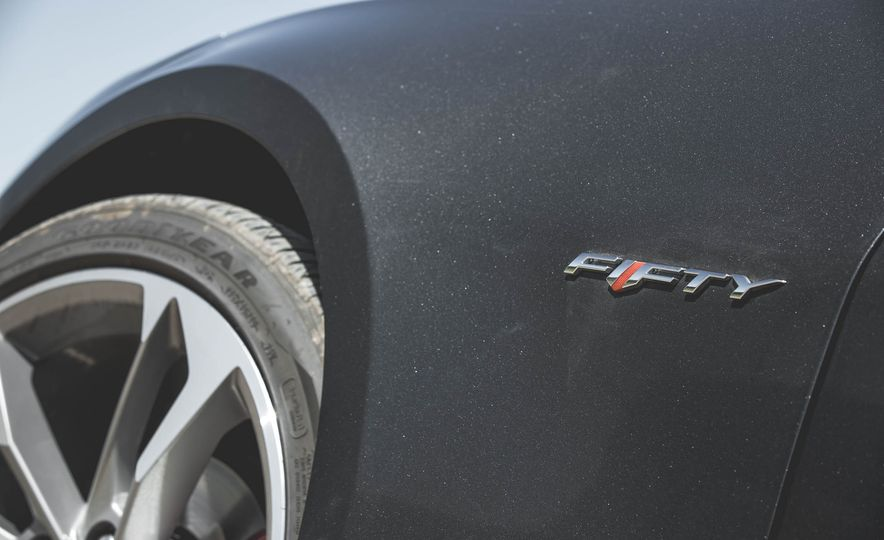 2017 Chevrolet Camaro RS 50th Anniversary Edition - Slide 44