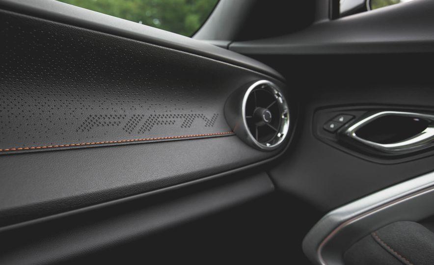 2017 Chevrolet Camaro RS 50th Anniversary Edition - Slide 55