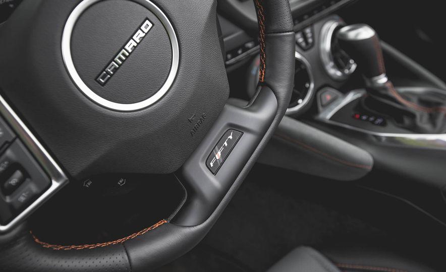 2017 Chevrolet Camaro RS 50th Anniversary Edition - Slide 58