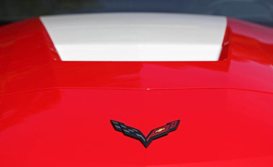 2017 Chevrolet Corvette Grand Sport - Slide 29